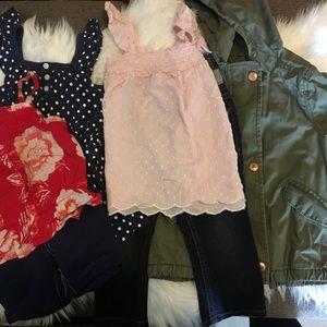 OshKosh B'gosh Matching Sets - Girls Cute Clothing ( 6 Items)
